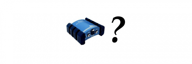 Boitier DI : qu'est-ce-que c'est ?