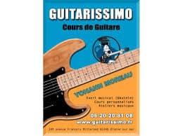 Cours de guitare et ukulélé à Olonne sur Mer