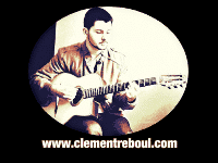 Clement Reboul, cours de guitare jazz manouche gratuits en video