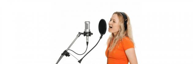 Echauffer sa voix et se préparer à un enregistrement