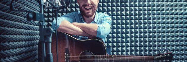 Prise de son guitare : comment bien les réussir dans votre home-studio ?