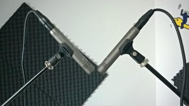 enregistrer la batterie - Overheads XY