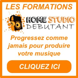 Les Formations Home-Studio Débutant