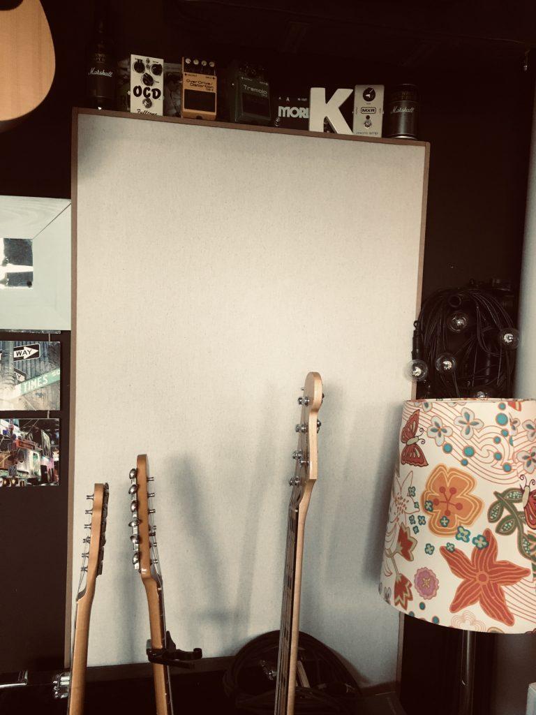 panneau acoustique absorbant mural