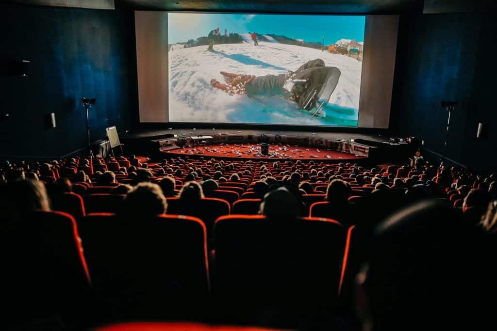 salle de cinema
