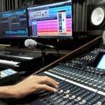 mixer musique