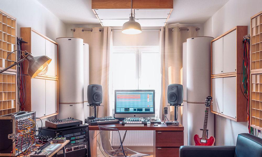 traitement acoustique plafond large bande
