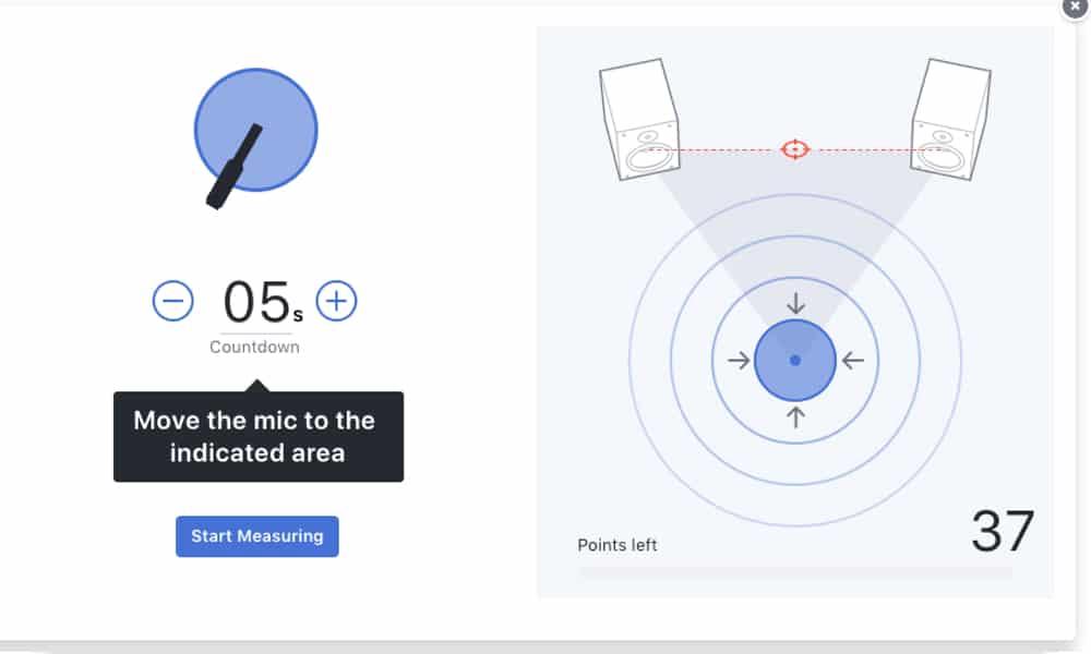 Comment placer le micro lors des mesures