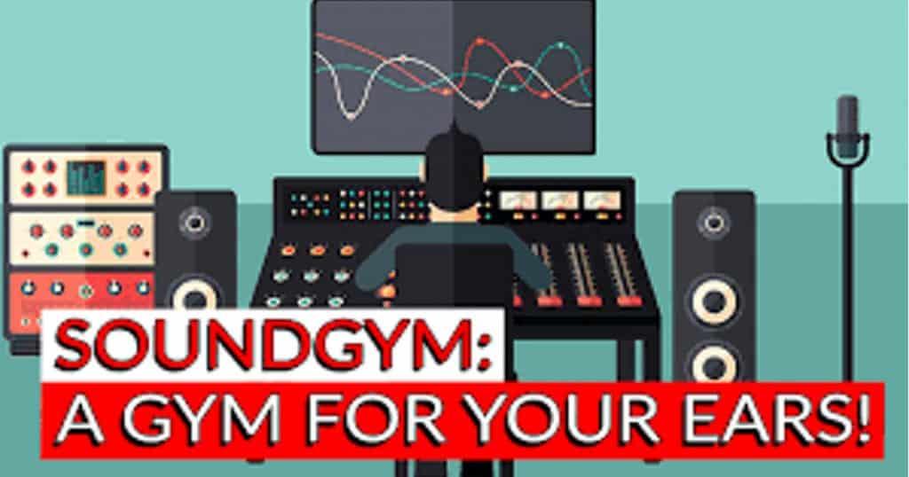 La fabuleuse application de ear training SOUNDGYM