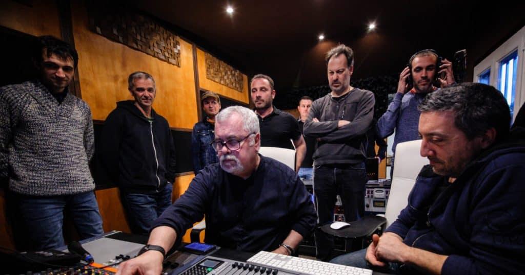 Workshop mixage audio deveniringéson avec Pierre JACQUOT
