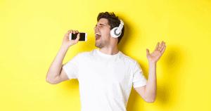 app pour chanter juste