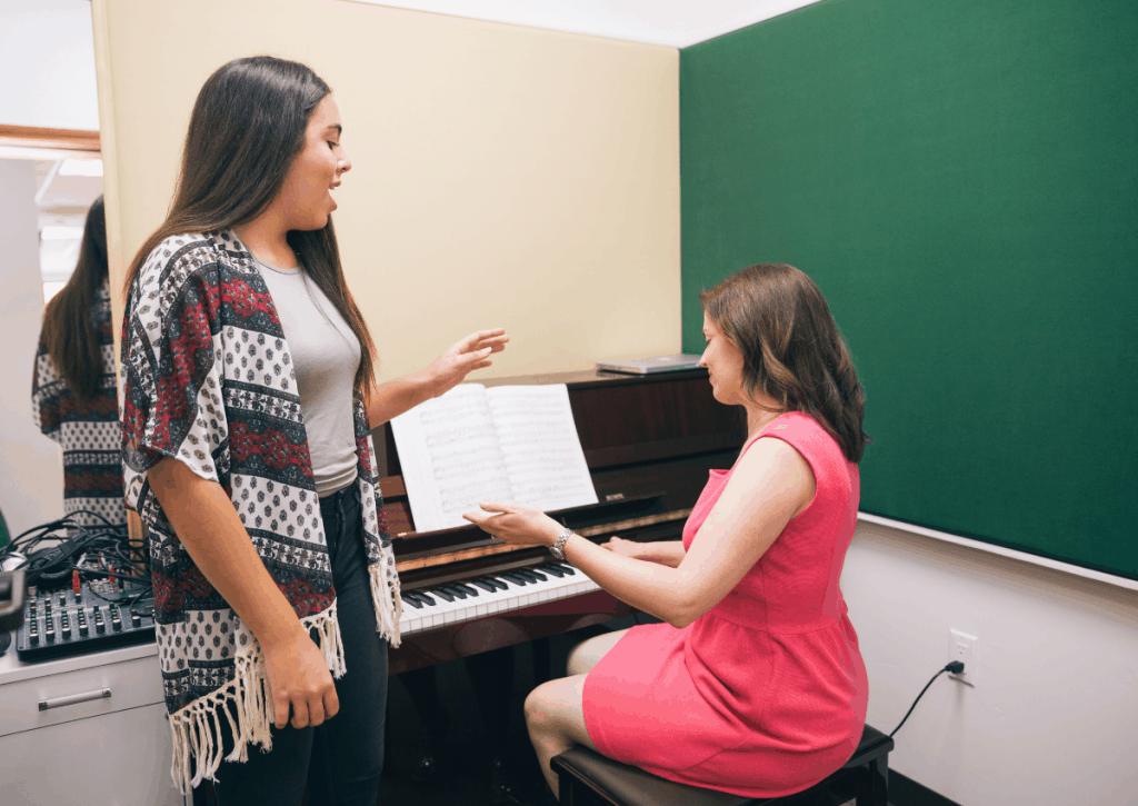 apprendre chant facile