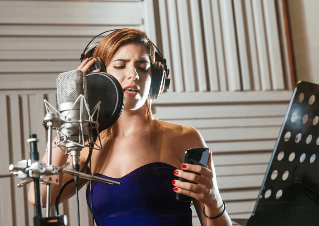 modifier voix chanter juste